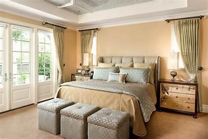 Bedroom Master Interior Rich Modern Combination
