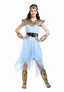 Plus Size Women's Athena Costume