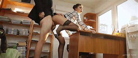 Secretary Fuck On Clothes