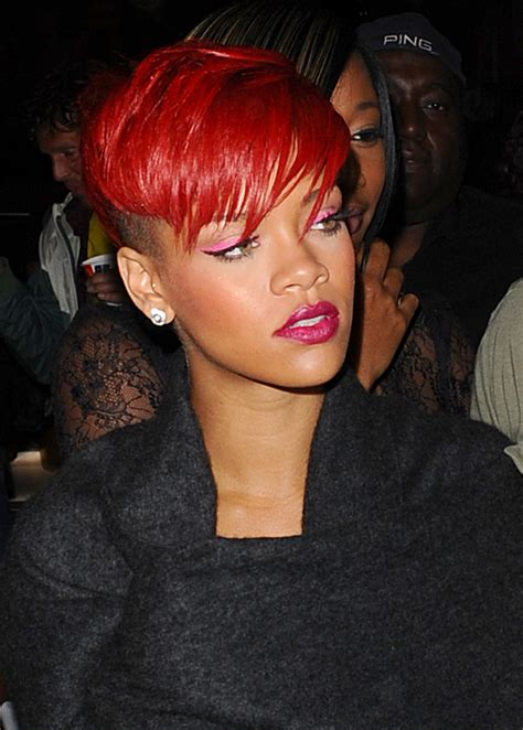 kurzhaarfrisuren damen rote haare