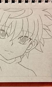 |⚡️Killua Zoldyck⚡️|| Hunter X Hunter Drawing | | Anime Amino