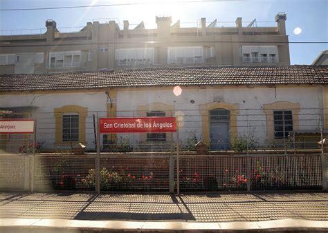Estación De San Cristóbal De Los Ángeles