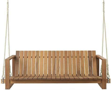 Indoor Swing Sofa by Carl Hansen Indoor Outdoor Sunbed Swing Sofa Design
