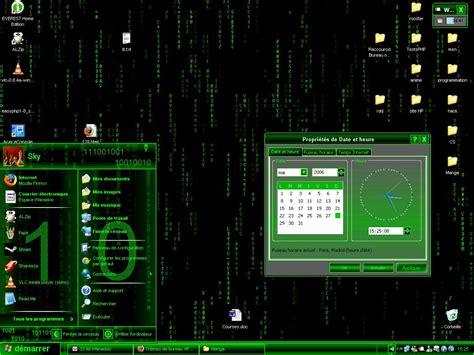 theme de bureau thèmes de bureau xp par jotwo openclassrooms
