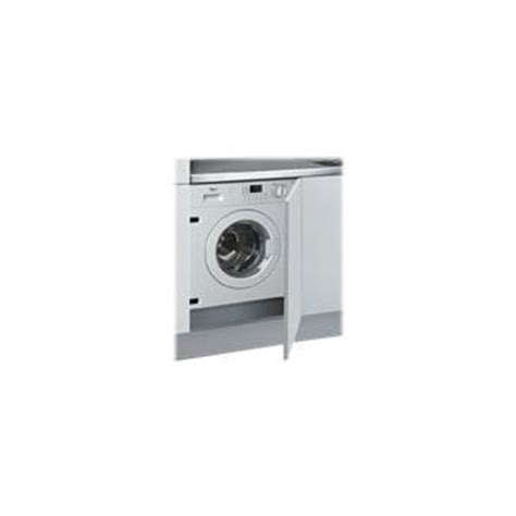 whirlpool awz612 machine 224 laver s 233 chante chargement frontal int 233 grable achat prix fnac