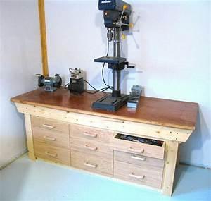 Workbench Drawers
