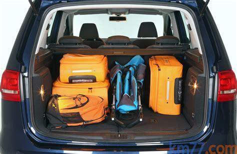 fotos interiores volkswagen sharan  kmcom