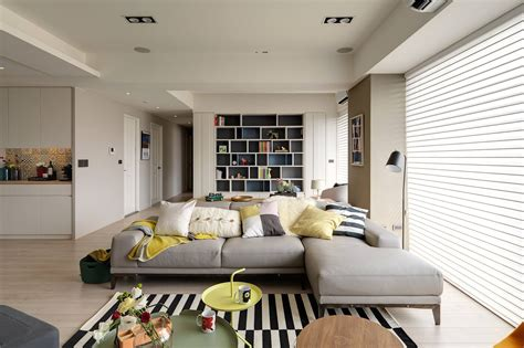 Nordic Home Decor by Nordic Decor Inspiration In Two Colorful Homes