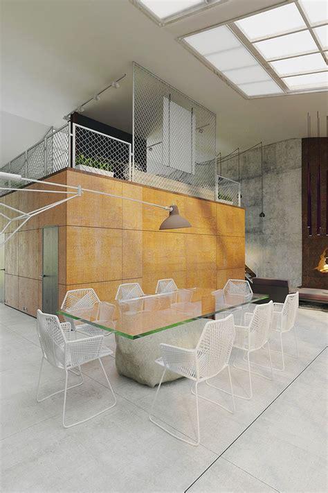 Arredare Una Sala by Come Arredare Una Sala Da Pranzo In Stile Industriale