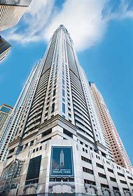 Building Princess Tower Dubai