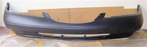 1997 1998 lincoln viii front bumper cover bumper megastore