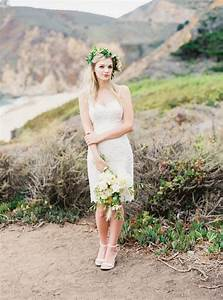 10 beautiful short wedding dresses intimate weddings With small wedding dresses