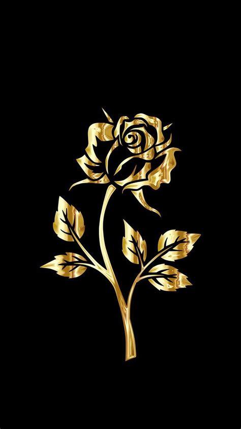 pin  hannah nichols  backgrounds gold  black