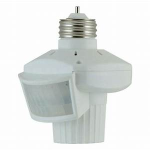 Defiant 120 Degree Motion Activated Light Control 100w
