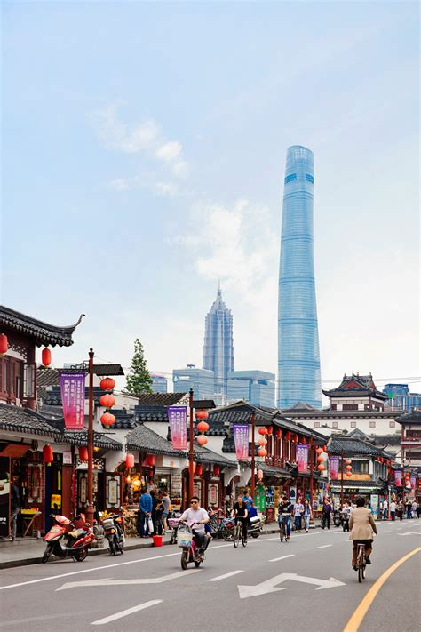Shanghai Tower places first in latest Emporis Skyscraper