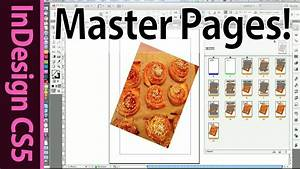 Indesign Cs5 Tutorial  Layout With Master Pages  Part 4