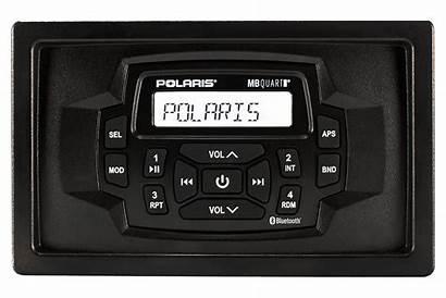 Rzr Radio Polaris Mb Quart Radios Audio