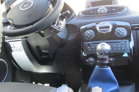 clio 3 rs interieur photo clio gordini rs interieur