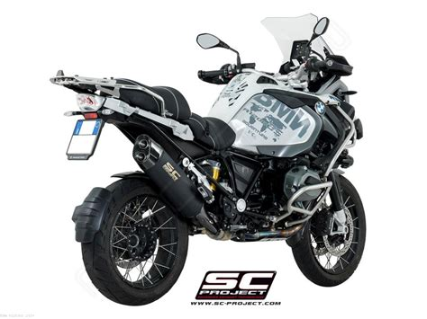bmw r1250gs adventure 2020 quot adventure quot exhaust by sc project bmw r1250gs 2020