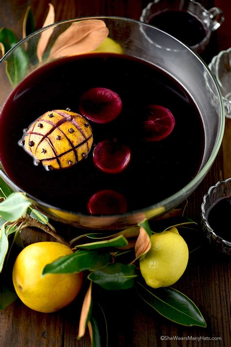 mulled wine recipe mulled wine recipe she wears many hats