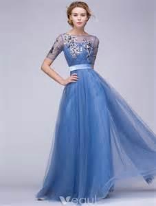 robe de mariã e dentelle pas cher belles robe de soirée pas cher 2016 une ligne de paillettes décolleté carré appliques de