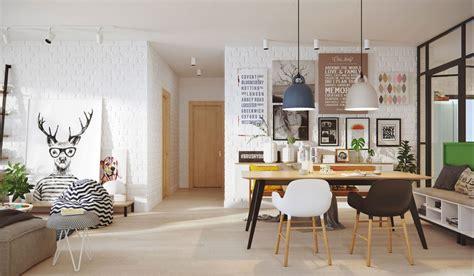 Minimalistische Einrichtung Des Kinderzimmersminimalist Modern Style White Yellow Bedroom Ideas 2 by Sch 246 Ne Skandinavische Esszimmer Design Ideen Die Sie