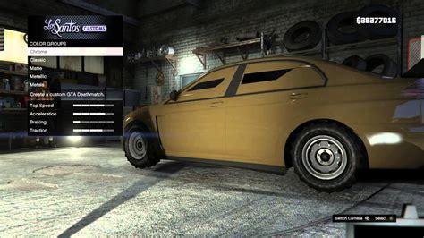 Gta 5 Free Car Glitch Xbox1/ps4/ps3/xbox360 Story Mode