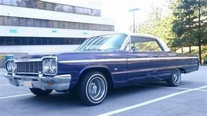 1964 Chevrolet Impala Ss Hardtop 327 V8 Auto With 3 Speed