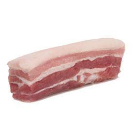 cuisiner poitrine de porc poitrine de porc demi sel vente de viande de porc par le