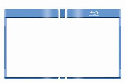 Template Plastic Blu Ray Bluray Vgboxart
