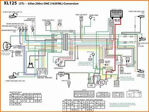 200cc Lifan Wiring Diagram Wiring Diagram