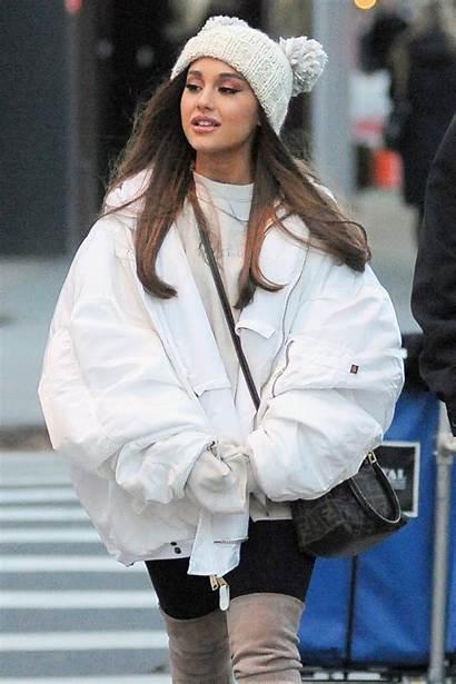Ariana Grande Doppelganger Fan Imitation Responds Paige