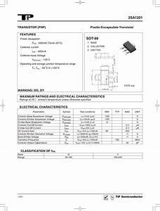 2sa1201 Datasheet   S Manuals Com  Tip