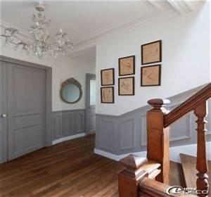 comment peindre des boiseries interieures habitatpresto With couleur de peinture pour couloir 13 decoration murale en bois use