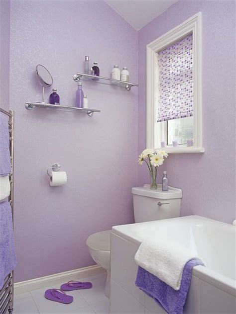 Purple Paint Colors For Bathrooms by Home Decorating Ideas Home Improvement Cleaning