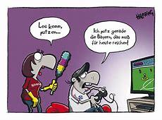 RevierSport Cartoon… SCHÖN DOOF!