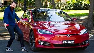 Tesla Model S P90D 2016 review CarsGuide