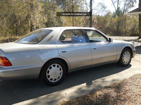 lexus ls400 1997 1997 lexus ls400