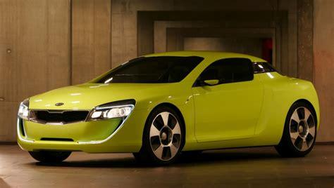 Kia Kee 2+2 Sports Coupe Concept