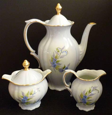 foto de Vintage Bareuther Waldsassen Bavaria Eunny Jayne Tea Set
