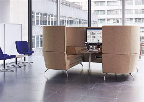 banquette coworking design pour les espaces professionels