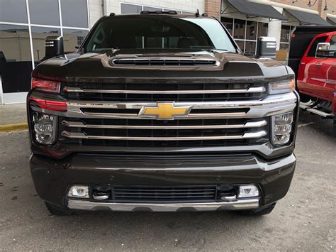 Chevrolet High Country 2020 by 2020 Silverado Hd High Country Live Photo Gallery Gm