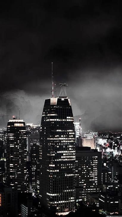 Dark Gotham Night Iphone Portrait Android Gothic