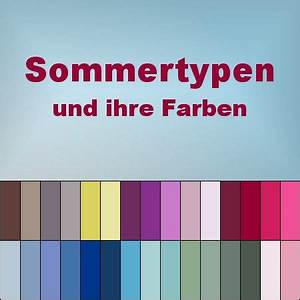 Farbe Für Kleidung : die sommertyp farben typberatung sommertyp farben ~ A.2002-acura-tl-radio.info Haus und Dekorationen