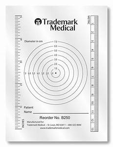 Wound Measuring Guide