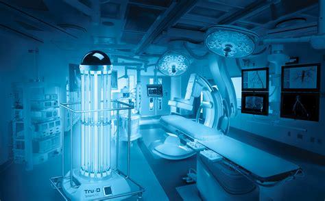 UV Light Disinfection | Tru-D