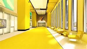 Interior, Design, Yellow, Mirrors, Edge, Screenshots, Hd
