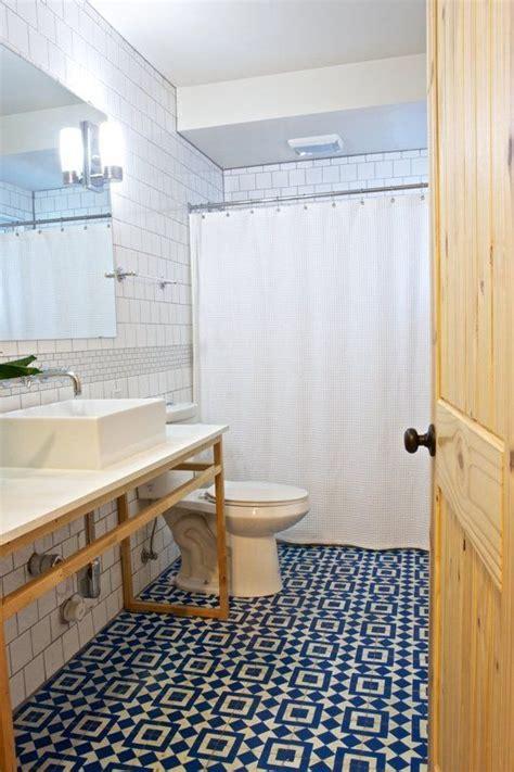 Navy Blue Tiles Bathroom by 37 Navy Blue Bathroom Floor Tiles Ideas And Pictures