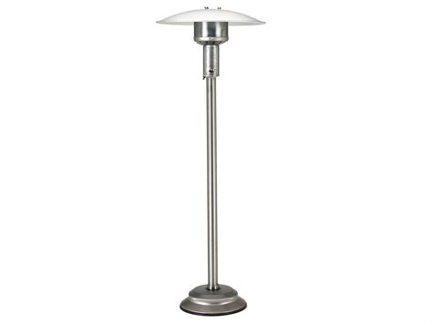 patio comfort stainless steel portable gas heater