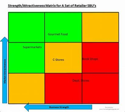 Matrix Ge Template Excel Mckinsey Example Marketing